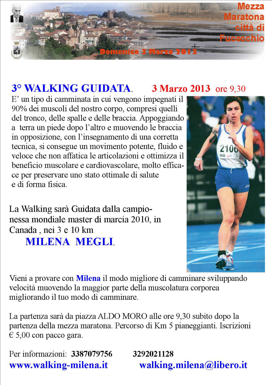 3a walking guidata