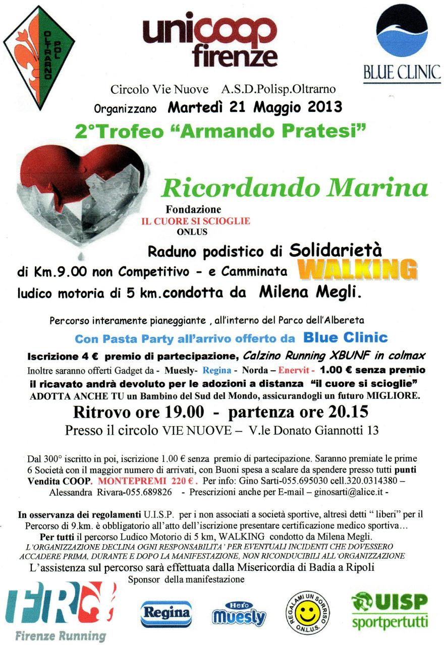 Trofeo Armando Pratesi