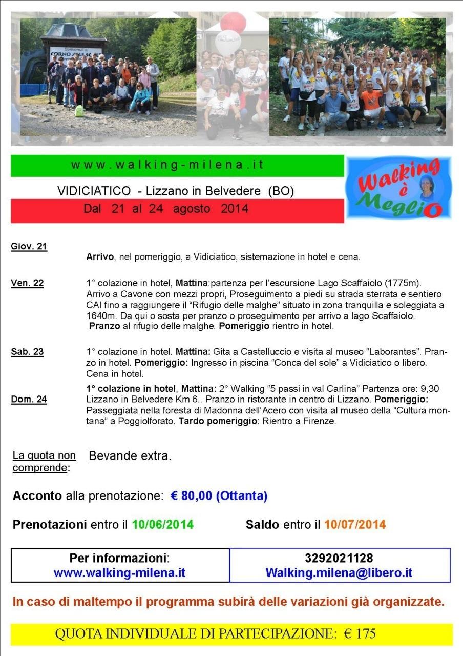 Vidiciatico - Lizzano in Belvedere