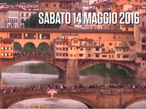 Video Florence Walking by Night 2016