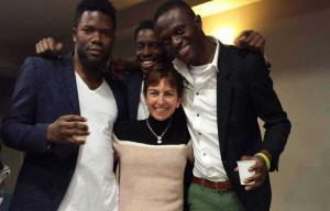 Una delegazione del parlamento tedesco per conoscere l'Accoglienza Solidale