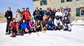 Walking Day sulla neve 2017