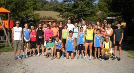 Walking e Run – Porretta Terme 2015